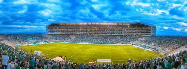La fiesta verdiblanca regresa este sábado al estadio Palmaseca