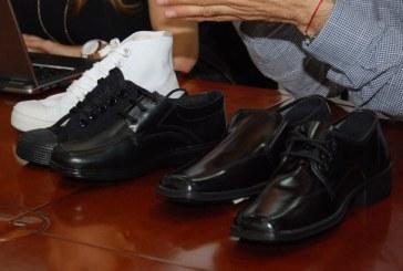 Volverán a entregar 400 pares de zapatos que habían hurtado en colegio de Candelaria