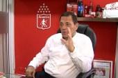 """""""El que quiera el equipo que venga con 40 millones de dólares """": Tulio Gómez"""