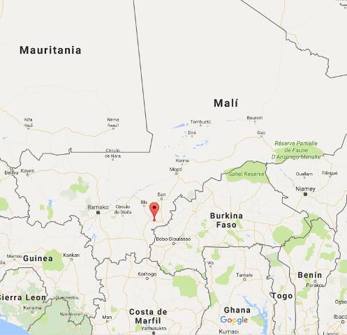 Monja nariñense fue secuestrada en Malí, Africa