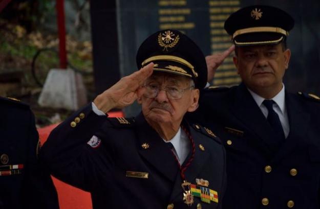 Murió uno de los héroes más antiguos del Cuerpo de Bomberos Cali