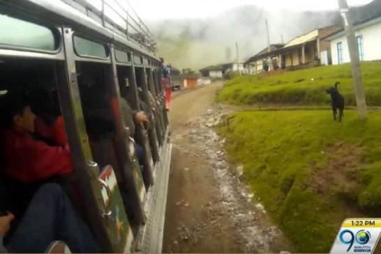 CVC y UAO trabajan para fortalecer turismo en Páramo de Las Domínguez