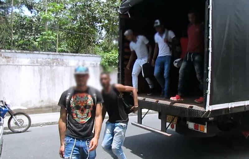 117 disidentes de las Farc se entregaron al Ejército en Tumaco