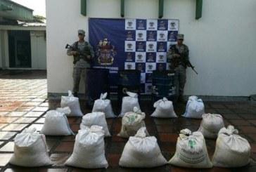 Armada Nacional Incautó 415 kilos de explosivos en Buenaventura