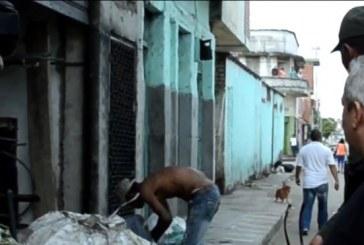 Autoridades se tomaron el denominado 'Bronx' de Palmira en busca de expendios de droga