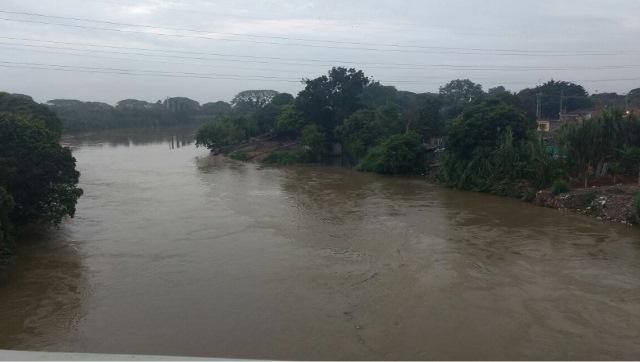Creciente de ríos Ovejas y Palo estuvieron a punto de generar desbordamiento del Cauca
