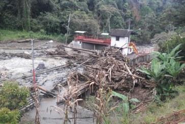 Creciente del río Nima provocó avalancha en Palmira