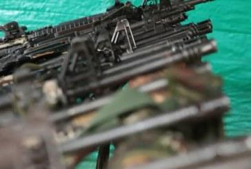 Hombres de Farc en Cauca no entregarán armas hasta que campamentos estén listos