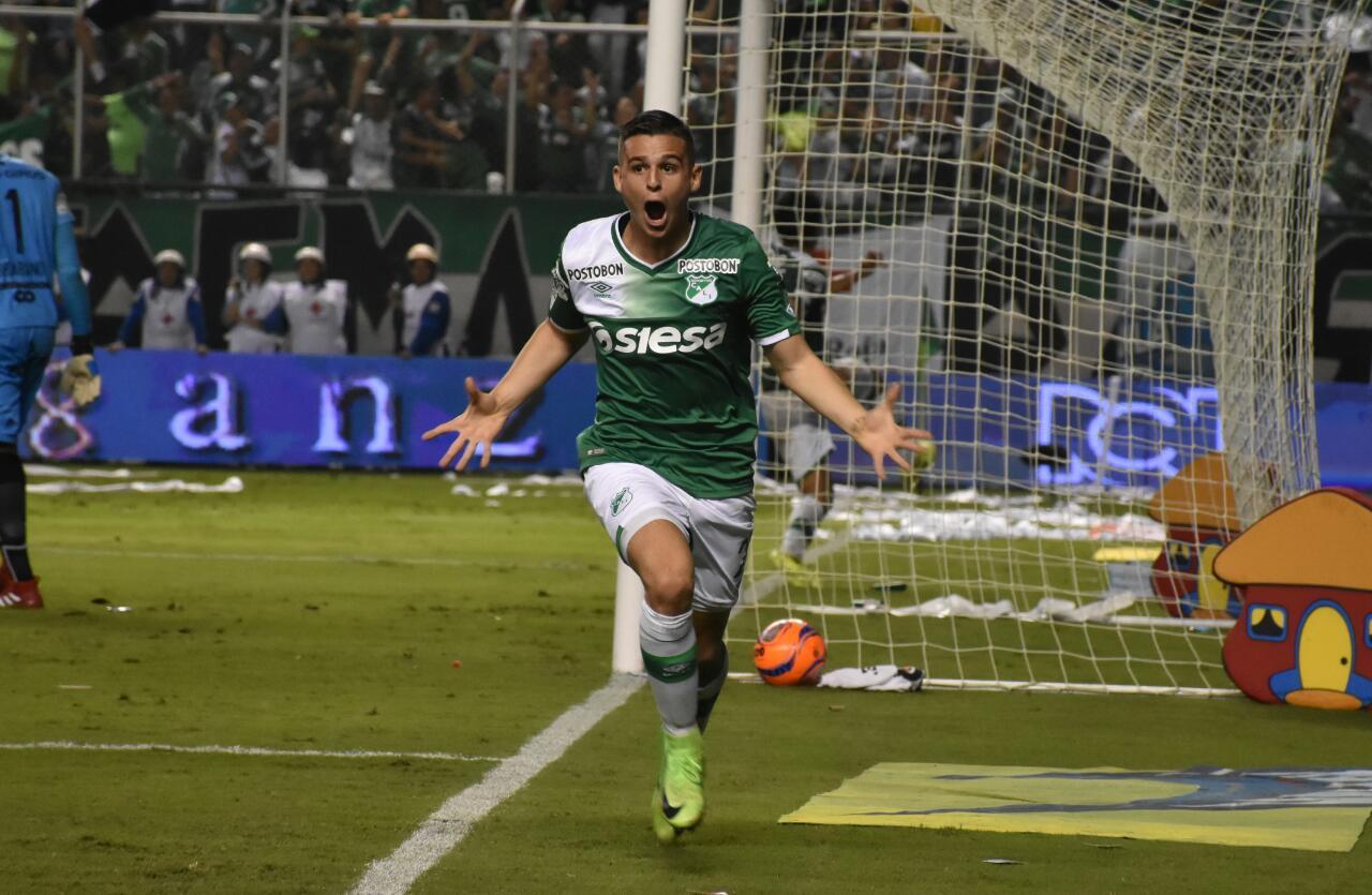 Deportivo Cali logró tres sufridos puntos en clásico contra el América