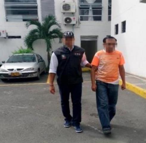 Capturan espiritista señalado de abusar de su hija de 5 años