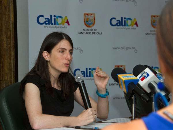 Emcali niega detención de su gerente Cristina Arango por lío con Coljuegos