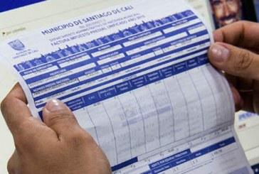 Cerca de 650 mil facturas físicas del impuesto predial se entregarán en Cali