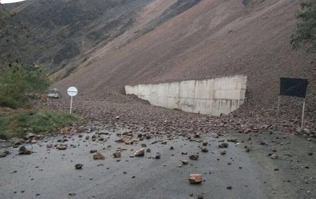 Derrumbe en La Balastrera deja sin servicio de gas a Buenaventura