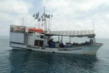 Incautan 300 kilogramos de cocaína en aguas del Pacífico