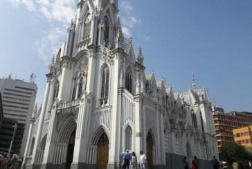 Ladrón resultó herido tras intento de robo en la Iglesia de la Ermita