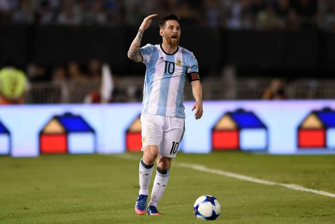 Messi solo podrá jugar última fecha de Eliminatoria por sanción de la FIFA