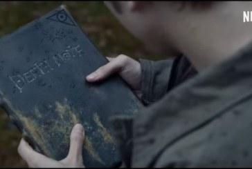 Netflix lanza el primer teaser tráiler de su película de Death Note