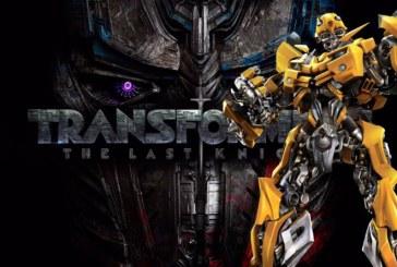 Bumblebee se roba el show en nuevo adelanto de Transformers 5