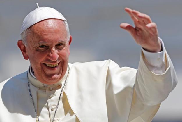 Papa Francisco visitará Colombia en el segundo semestre del 2017