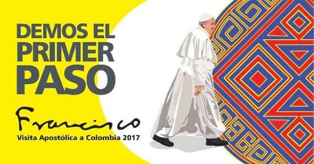 El Papa invita a dar el primer paso hacia la reconciliación en Colombia