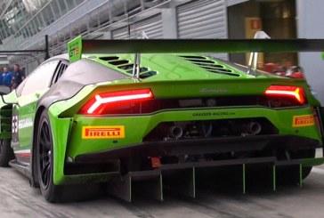 Piloto caleño logra su sueño: ¡ficha por la escudería Lamborghini!