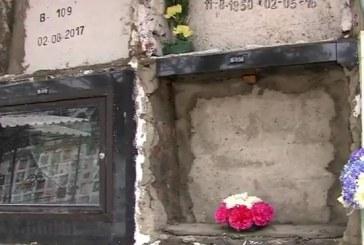 Conmoción en Buenaventura por profanación de tumba para quemar el cadáver