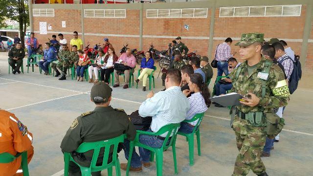 Recompensa de $30 millones por paradero de cuatro indígenas Embera Chamí