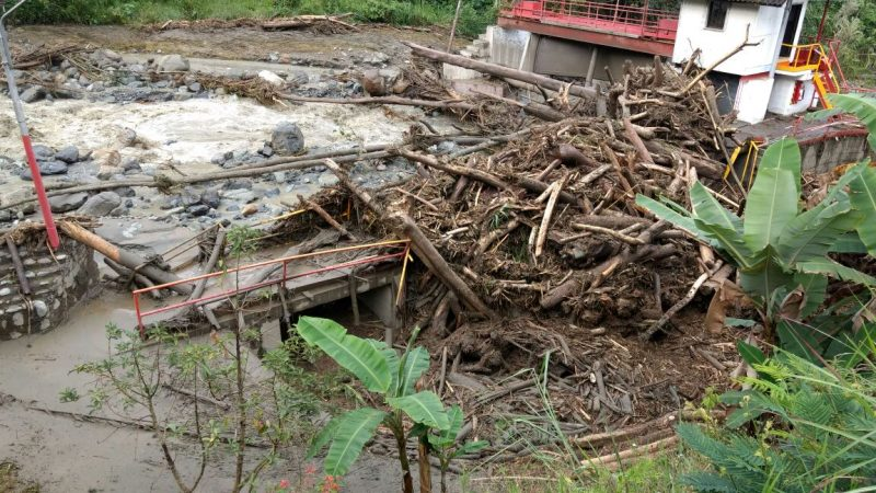 Restablecen servicio de agua en Palmira tras emergencia en río Nima