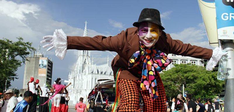 Festival del Teatro Vivo Popular Callejero ya inició en Cali