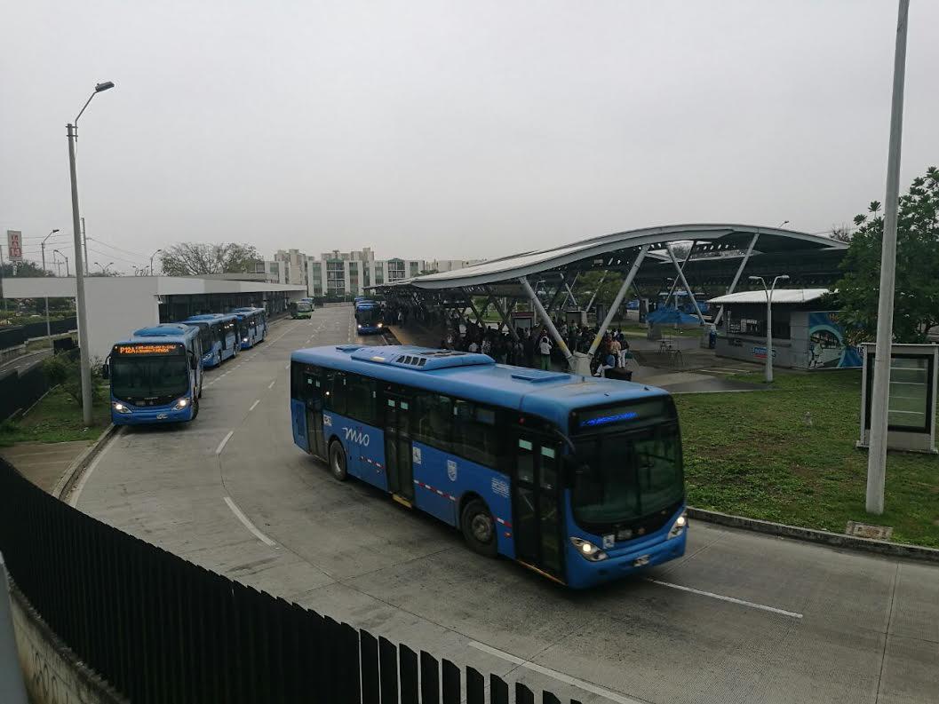 Metrocali desmiente que Terminal Menga esté en riesgo de desplomarse
