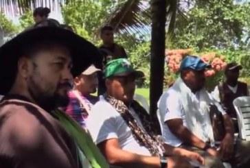 Gobierno constató precarias condiciones de Farc en zona veredal de Tumaco