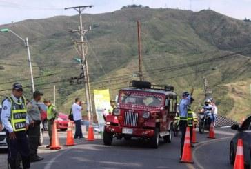 Con 20 nuevos agentes de tránsito se fortalecerán controles viales en vías del Valle