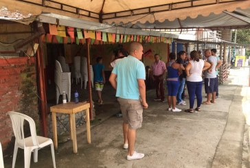 37 heridos dejó la explosión de una granada en San Pedro