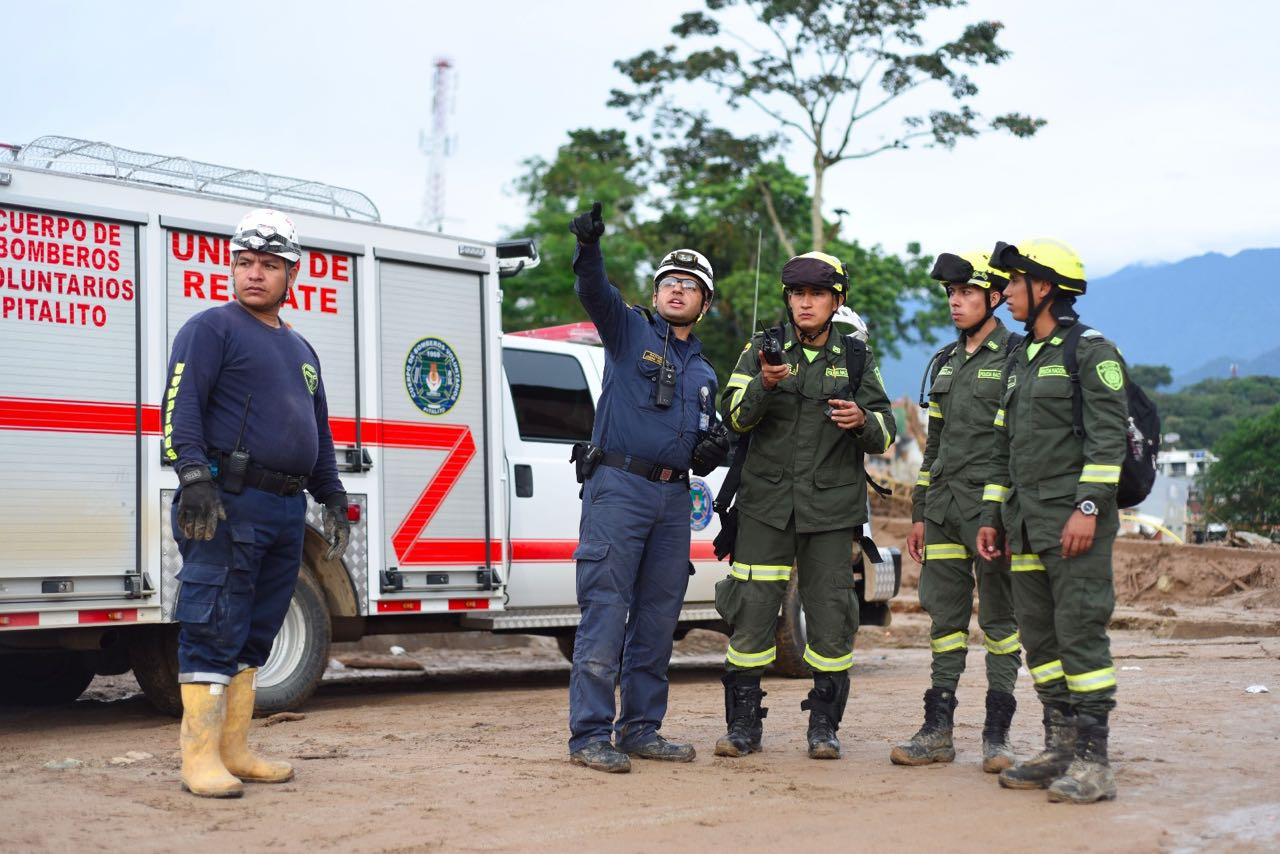 Gobierno sigue respondiendo a tragedia, cifra de heridos asciende a más de 400