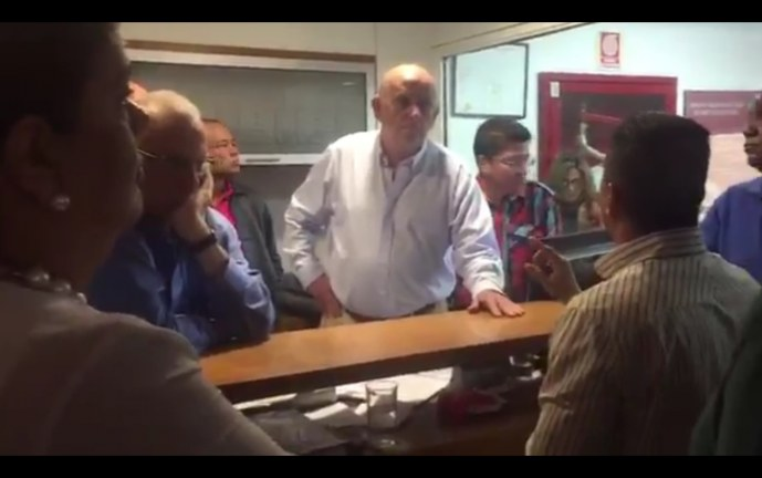 Directivos de Emcali rechazaron comportamiento de sindicalistas