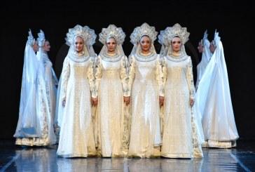 Galería: Después de 15 años, el Ballet Beriozka hizo vibrar a los caleños
