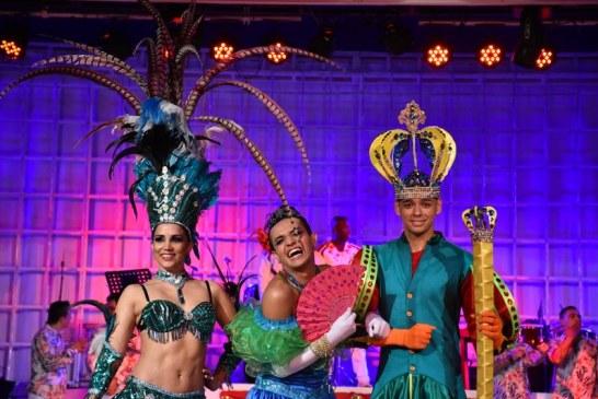 La carpa de Delirio fue el epicentro de la Feria de Moda en la capital del Valle