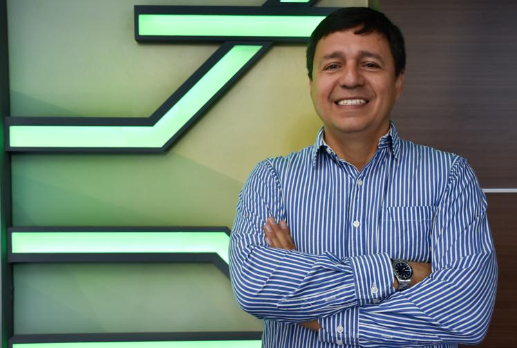 Bloggero Diego Fernando Mejía