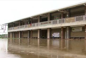 Fuertes lluvias dejan sin clases a 520 niños de colegio en Yumbo