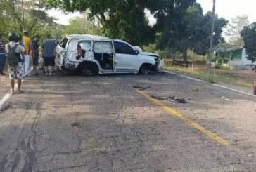 Tras sufrir un grave accidente de tránsito murió el cantante Martín Elías