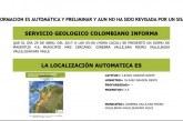 Fuerte temblor sacudió al Valle del Cauca
