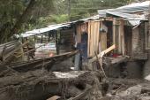Más de 300 familias de Jamundí están afectadas por ola invernal en Valle