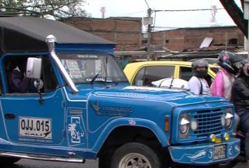 Representantes de 'gualas' en Cali trabajan en busca de la formalización