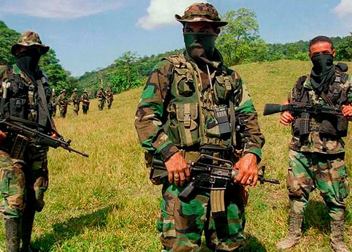 Farc advierten sobre presencia de reclutadores de las 'Águilas Negras' en norte del Cauca
