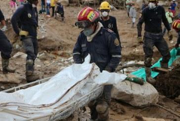 Cifra de muertos en Mocoa aumenta: último reporte asciende a 301