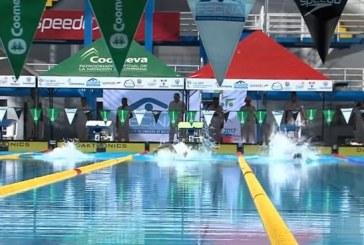 Colombia sumó tres medallas de oro en Suramericano Juvenil de Natación de Cali