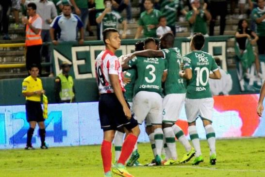 Con goles de Duque y Sambueza, Deportivo Cali derrotó 3-1 al Junior