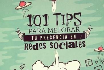 Conoce los 101 tips para mejorar tu presencia en redes sociales