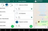 WhatsApp habilita envío de varios contactos a la vez y más noticias