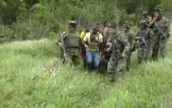 Ejército rescató a dos personas que habían sido secuestradas por el ELN en Chocó